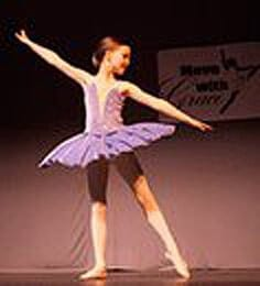 Ashley Trent Accepted to National Ballet of Canada School