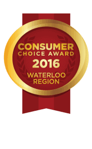 Move With Grace named Consumers Choice Award Waterloo Region 2016 Best Dance Studio