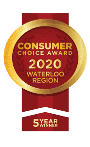 Consumers Choice Award for Waterloo Region 2020 - Best Dance School