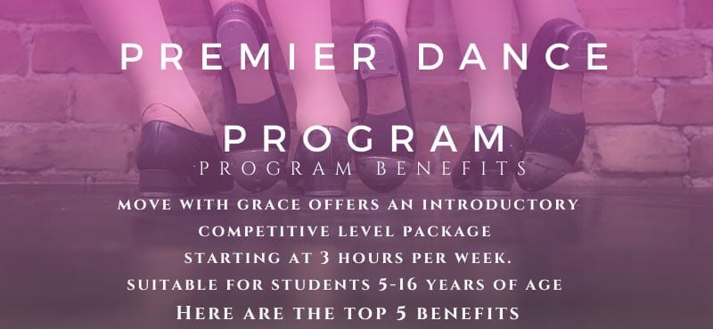 Premier program benefits