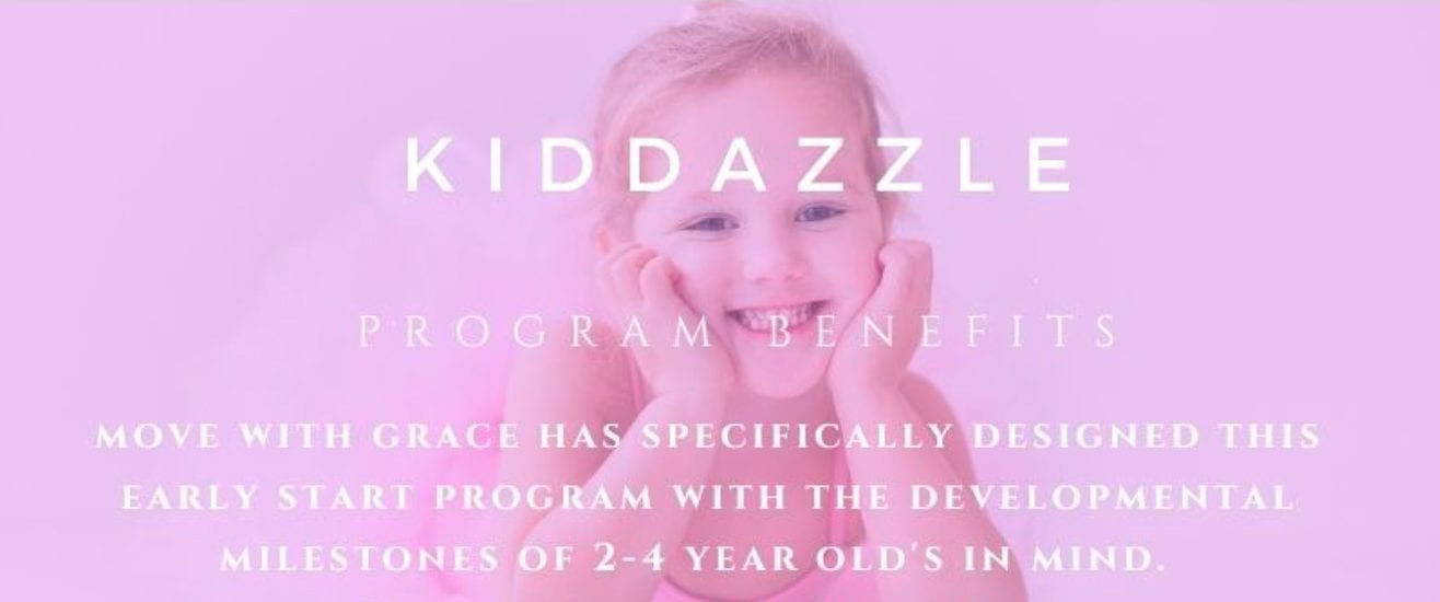 Kiddazzle toddler dance classes
